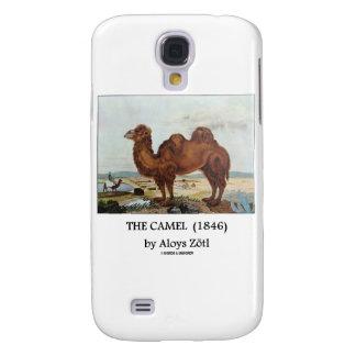 O camelo (1846) por Aloys Zötl Capas Samsung Galaxy S4