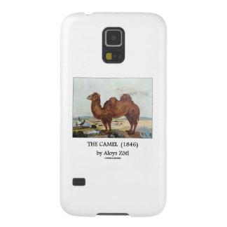 O camelo (1846) por Aloys Zötl Capinhas Galaxy S5