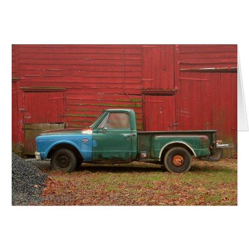O caminhão do vovô cartoes
