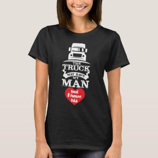 O caminhão maio tem meu homem que eu tenho seu camiseta
