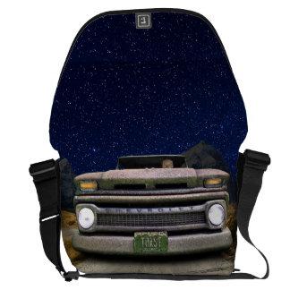 O camionete de Colorado brindou a bolsa mensageiro