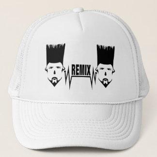 O camionista HIP HOP REMIX o chapéu Boné