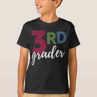 ó Camisa do graduador para terceiro grau