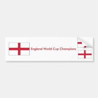 O campeonato do mundo de Inglaterra patrocina o au Adesivo Para Carro
