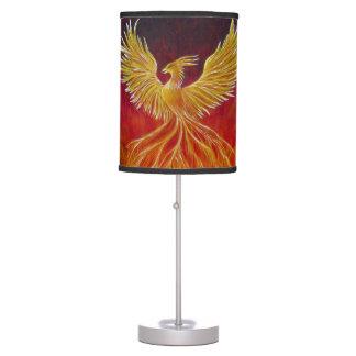 O candeeiro de mesa de Phoenix Abajur