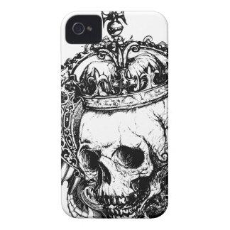 O capa de iphone 4 inoperante real do metal do capa para iPhone 4 Case-Mate