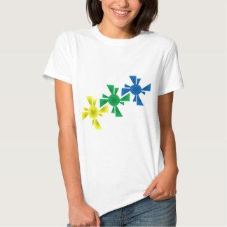 o capoeira circunda Brasil T-shirts