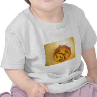 o capoeira minha camisa do amor caçoa o bebê camisetas