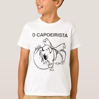 O CAPOEIRISTA CAMISETA