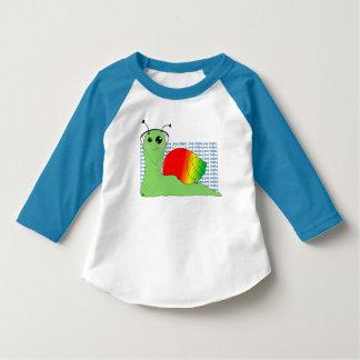 O caracol do la de Sullivan ama a música: Reggae Camiseta
