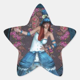 O carnaval adesito estrela