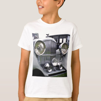 O CARRO 1935 de DERBY BENTLEY caçoa o t-shirt Camiseta