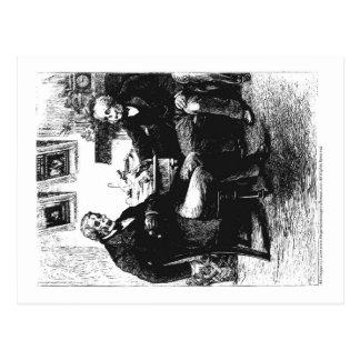 O cartão 2 do Grindhouse dos cavalheiros de 4