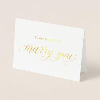 O cartão | da folha de ouro eu não posso esperá-lo