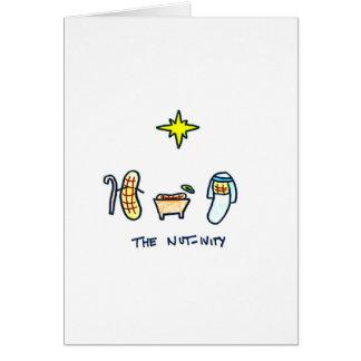 O cartão da Porca-ivity
