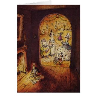 O cartão de Dickensian