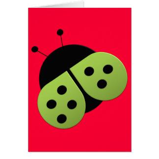 O cartão de LadyBag da fantasia do bombom