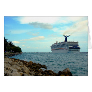O CARTÃO de Ship~ do ~Cruise, PERSONALIZA
