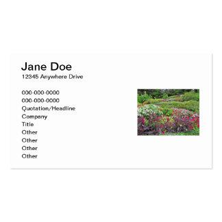 O cartão de visita #1 da amostra personaliza-o sua
