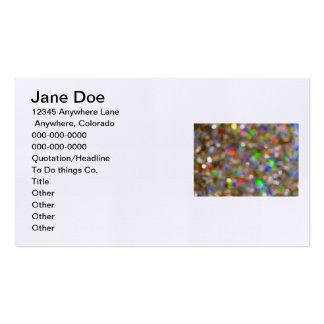 O cartão de visita #2 da amostra personaliza-o sua