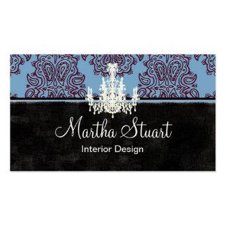 O cartão de visita do do design