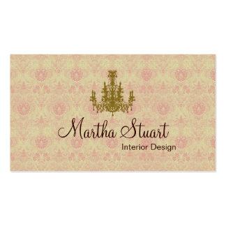 O cartão de visita do ~ do design
