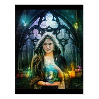 O cartão do alquimista