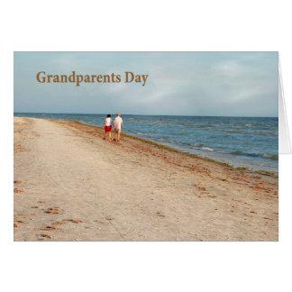 O cartão do dia das avós, encalha cénico