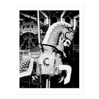 """""""O cartão do rei Cavalo"""" (Coney Island, NY)"""