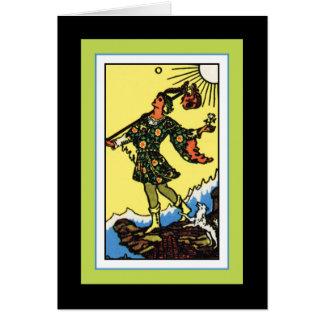 O cartão do tolo