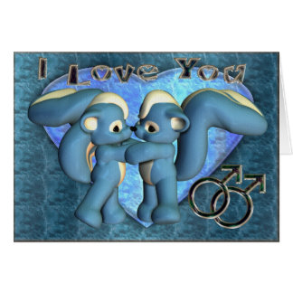 O cartão dos namorados, gay, feliz dia dos namorad