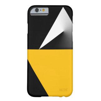"""o caso do iPhone 6/6S """"dá forma ao teste padrão"""" Capa Barely There Para iPhone 6"""