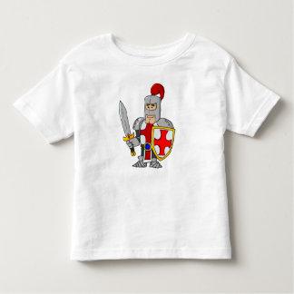 O cavaleiro caçoa T Camiseta Infantil