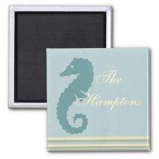 O cavalo do Hamptons-Mar Imãs De Geladeira