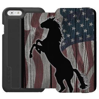 O cavalo selvagem americano
