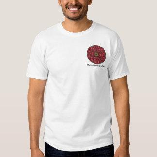 O céltico cor-de-rosa Mystical ata a camisa 35 T-shirt