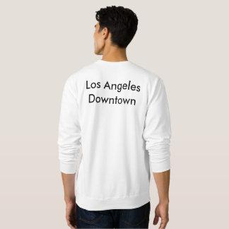 O centro de Los Angeles suou a camisa longa