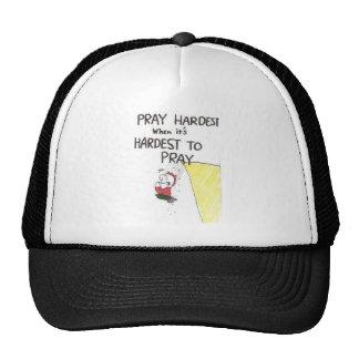 O chapéu com imagens animados à igreja engraçada a boné