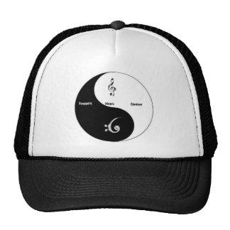 O chapéu da marca registrada boné