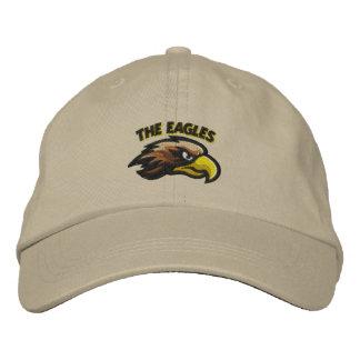 O chapéu de Eagles Boné Bordado