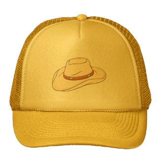 O chapéu de vaqueiro feito sob encomenda do Bolo Bones