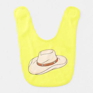 O chapéu de vaqueiro feito sob encomenda do Bolo Babadores