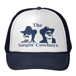 O chapéu de vaqueiros de Sangin Boné