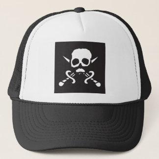 O chapéu do pirata boné