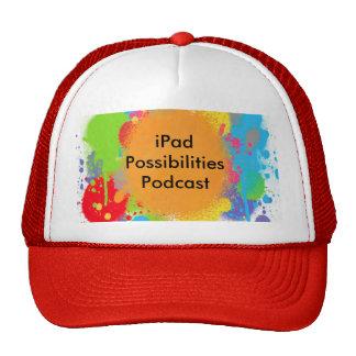 O chapéu oficial do Podcast das possibilidades do  Boné