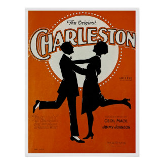 O Charleston original Pôster