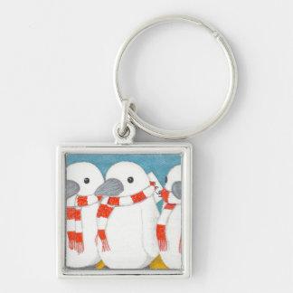 """O chaveiro bonito do pinguim """"toma-me home com"""