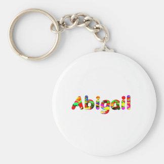 O chaveiro pequeno de Abigail