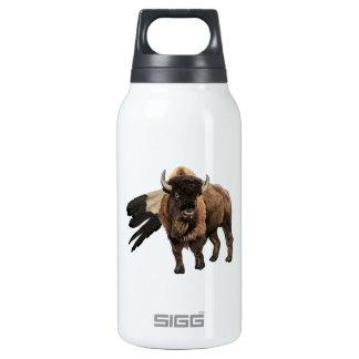 O chefe garrafa de água térmica