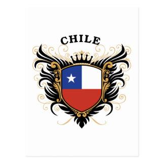 O Chile Cartão Postal